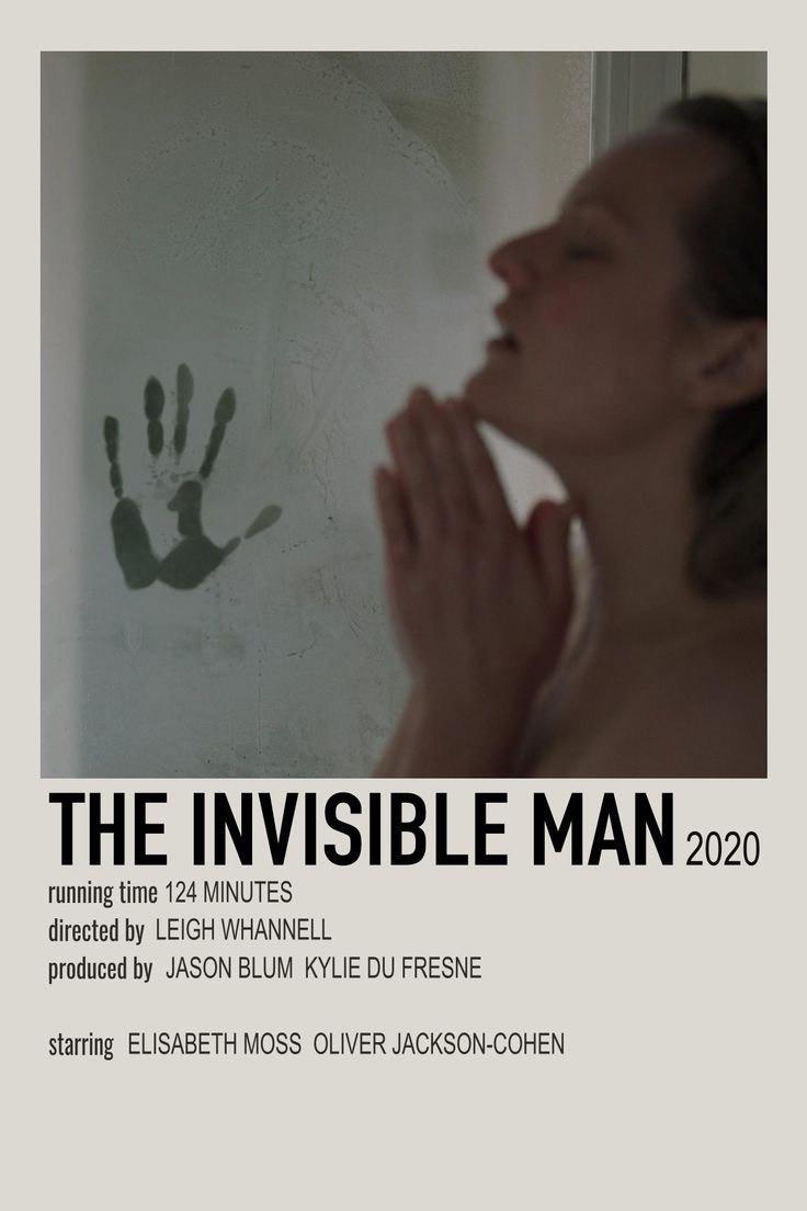 The Invisible Man movie polaroid