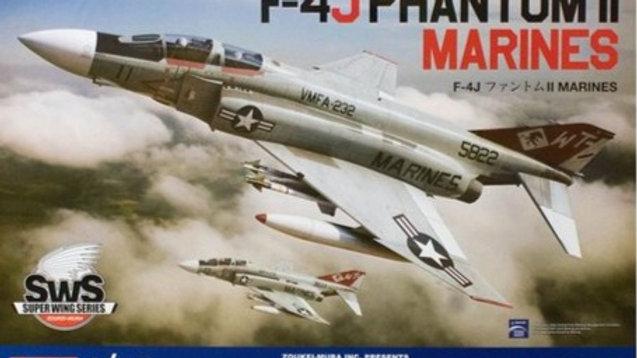 Zoukei-Mura 1/48 F-4J Phantom II Marines