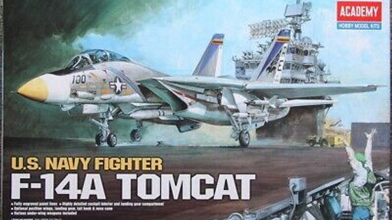 Academy Grumman F -14A Tomcat