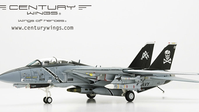 Century Wings - 1/72 F-14B VF-103 JOLLY ROGERS LIMITED EDITION