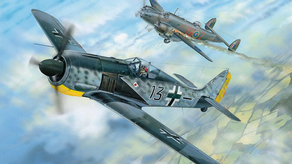 HobbyBoss 1;18 Focke-Wulf FW-190