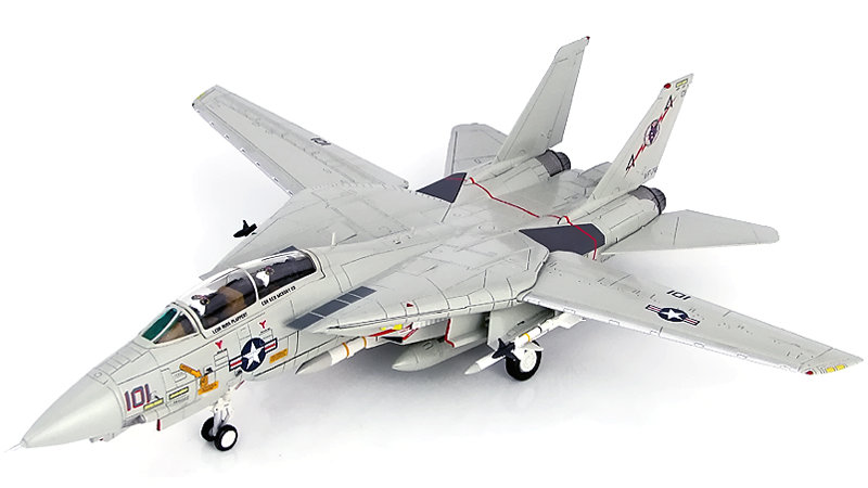 "Calibre Wings 1/72 F-14A VF-74 ""Bedevilers"""