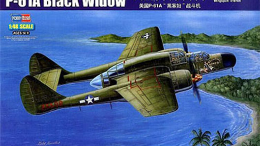 Hobbyboss 1:48 - US P-61A Black Widow