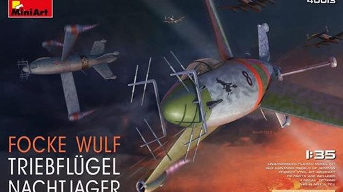 Miniart 1:35 - Focke-Wulf Triebflugel Nachtjager