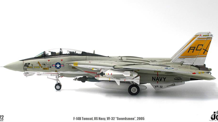 JC Wings F-14B Tomcat VF-32 Fighting Swordsmen