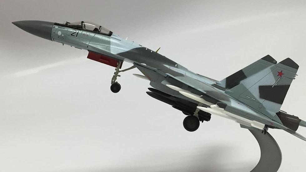 Air Force One 1/72 SU-35 RUSSIAN AIR FORCE CAMO SCHEME