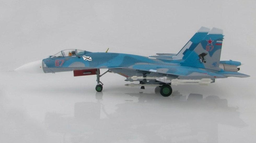 Hobby Master 1/72 SU-33 Flanker Bort 67 1st Aviation Russian Navy