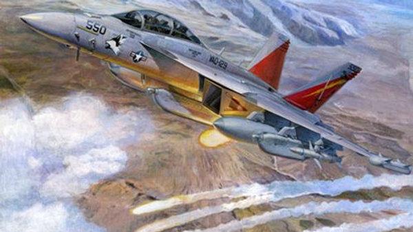 Trumpeter 1:32 - Boeing EA-18G Growler