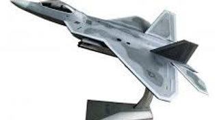 1/72 F-22A RAPTOR 05096 90TH FS ELMENDORF AFB PAIR O DICE