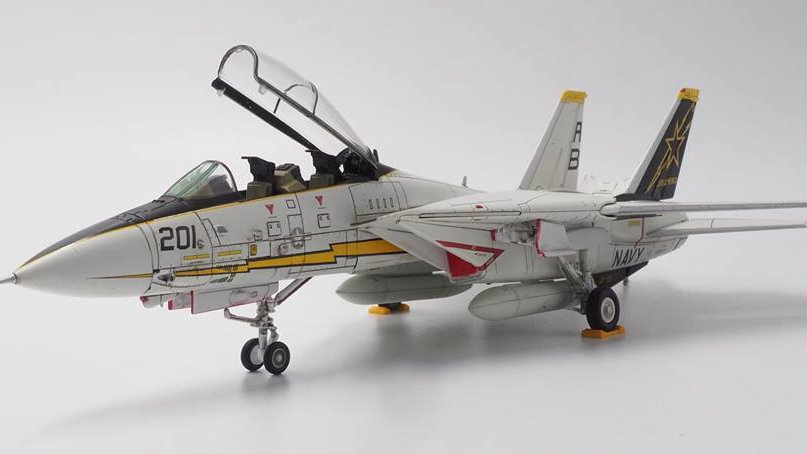 Caliber Wings F-14A VF-33 'Starfighters'