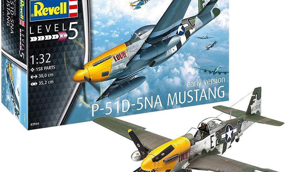 Revell 1/32 P-51D Mustang