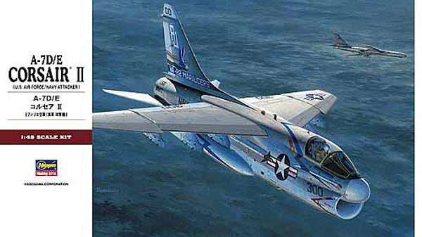 Hasegwa A-7D/E Corsair II