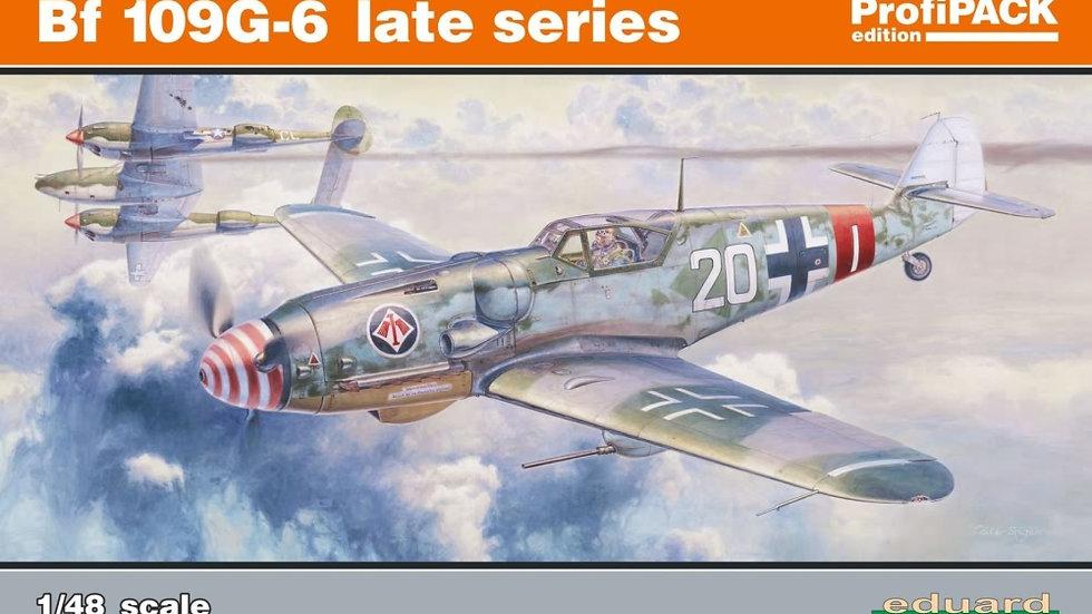 Eduard Profipack 1:48 - Bf 109G-6 Late Series