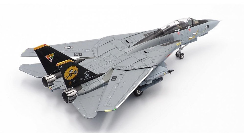 "Calibre Wings 1/72 F-14 VF-31 ""Tomcatters"""