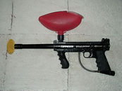 paintball markers for rent in Calgary, Alberta, Canada. Capture The Flag Paintball Cochrane has 6 levels of paintball guns for rent