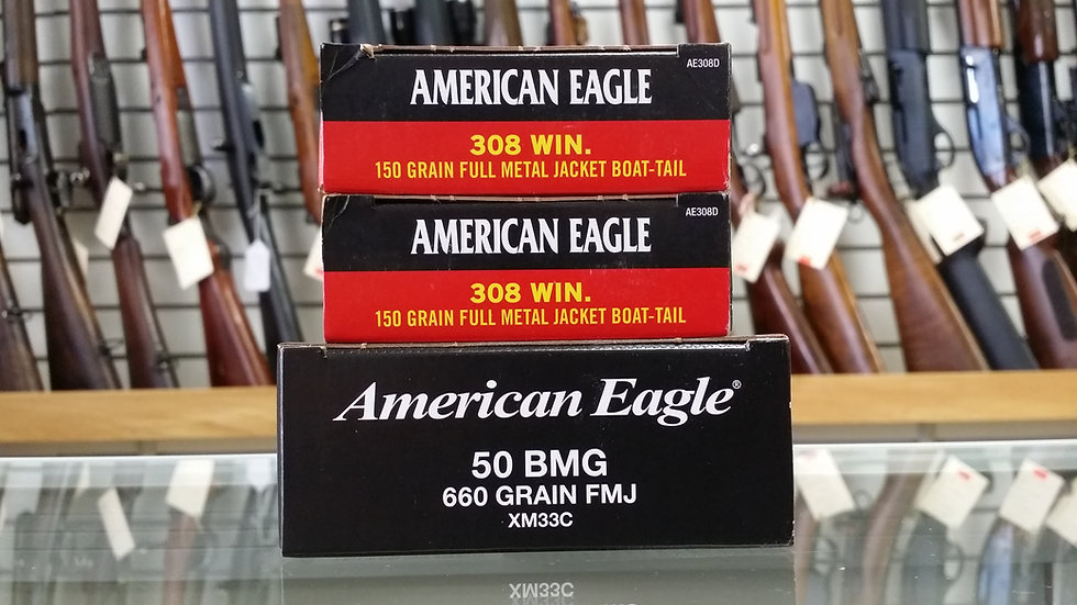 American Eagle - Rifle