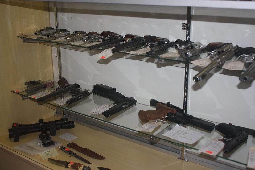 Handgun Inventory