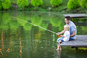 Father and son fishing on the lake.jpg