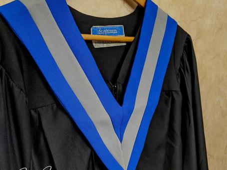 Graduation Gowns for Lisgar and Telfer School