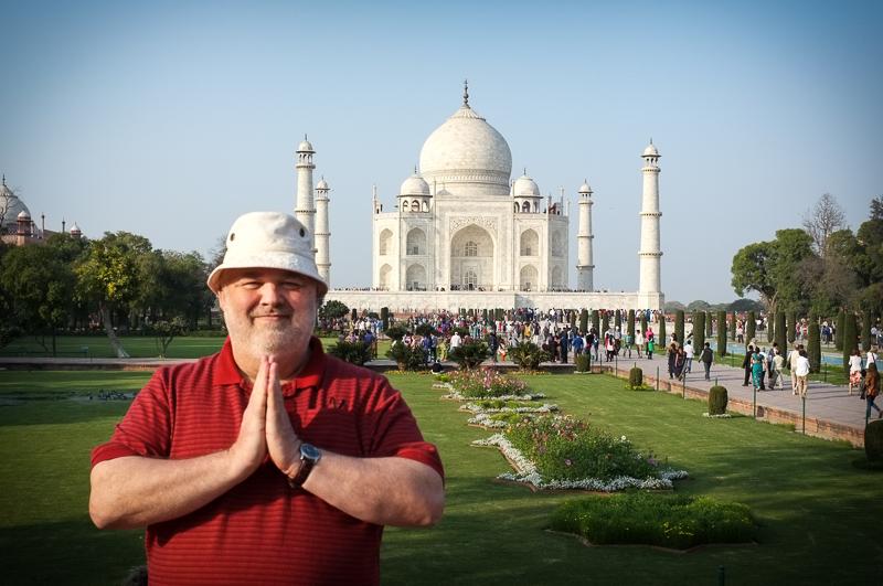 Robin Spencer - Ottawa Photographer traveling in India