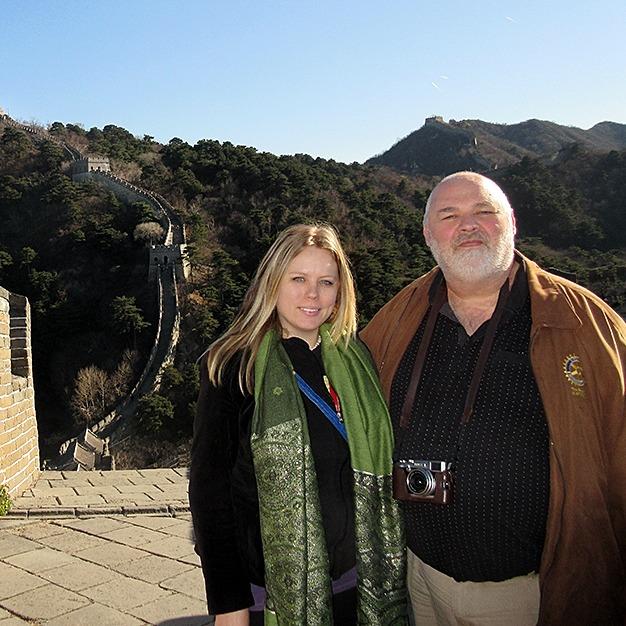 Robin Spencer - Ottawa Photographer traveling in China