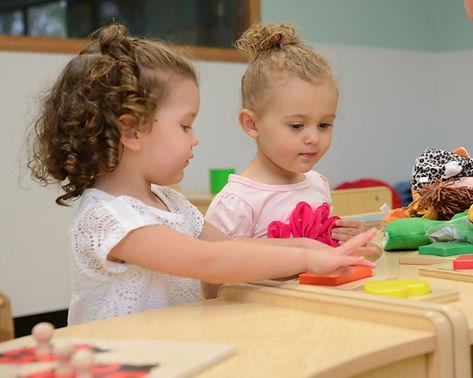 Barrington Toddler program 18 months to 3 year old