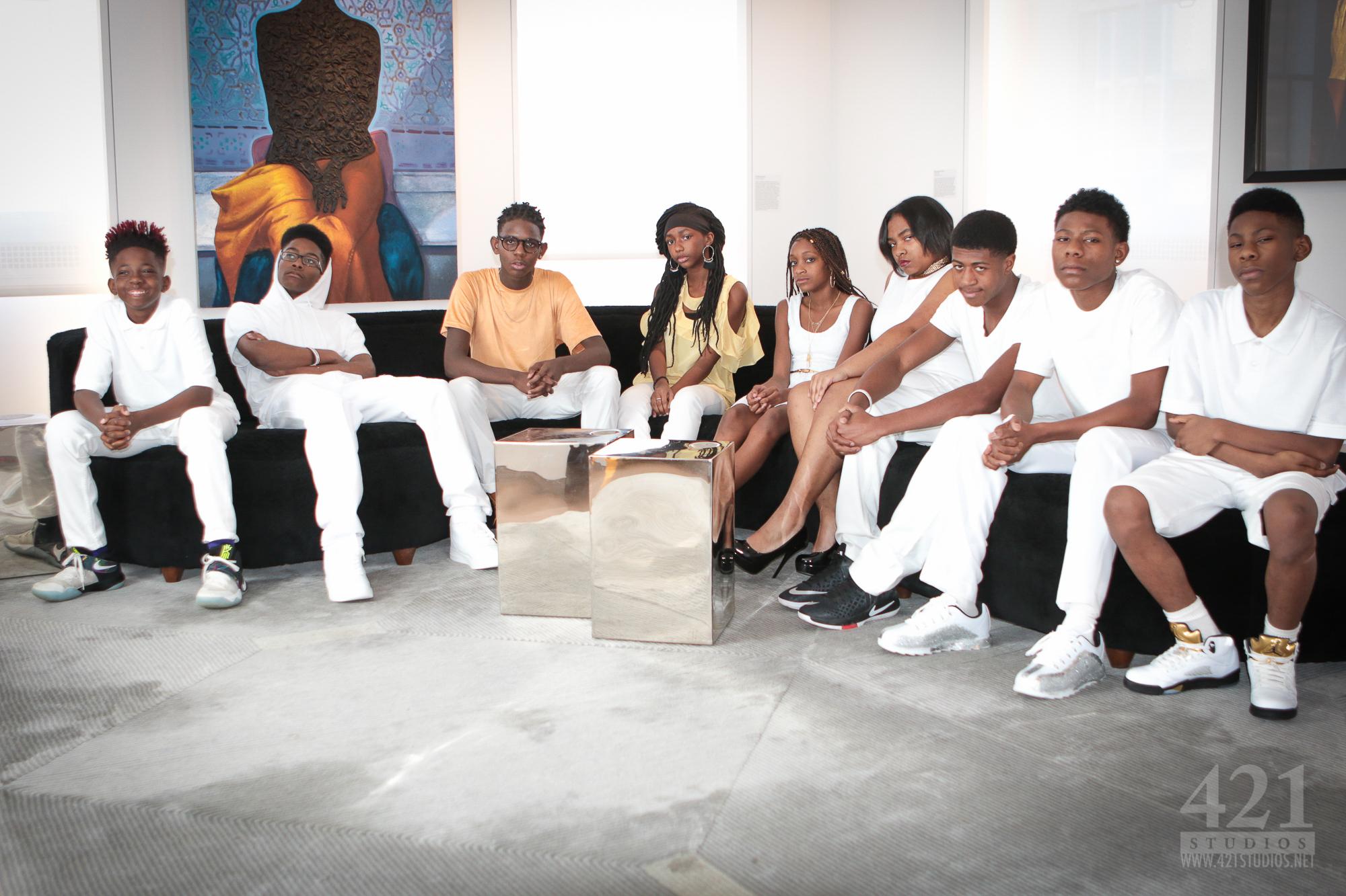 teen group
