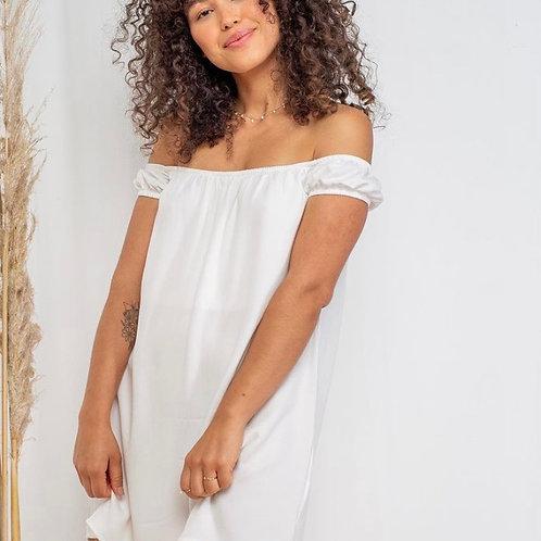 Vestido Ciganinha MC Branco