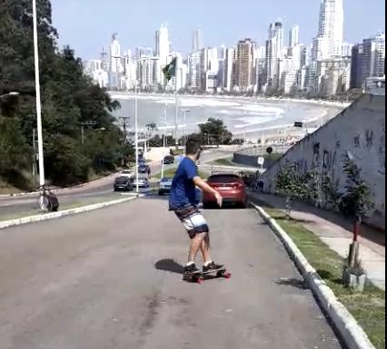 ZigZag Skate Ride