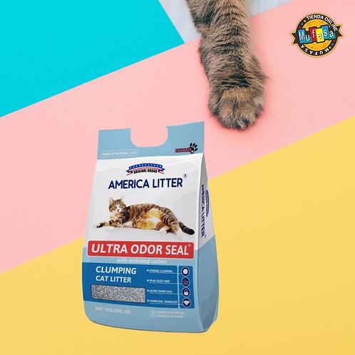 AmericaLitter™ Ultra Odor Seal (15 KG)