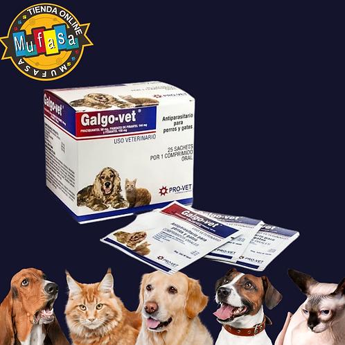 Antiparasitario Galgo-vet (Sachet 1 Comprimido)
