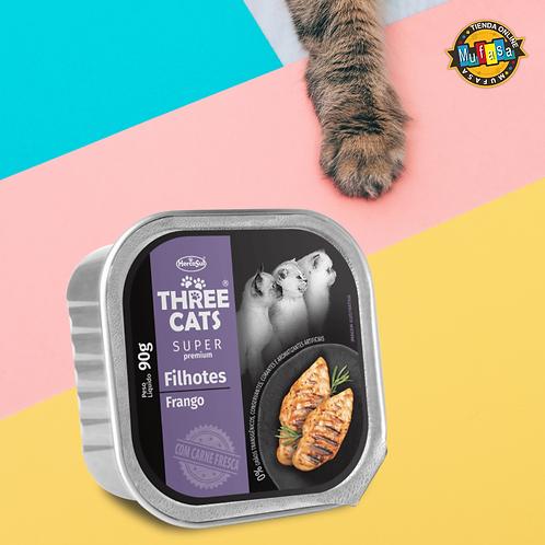 THREE CATS GATITOS (90 GRS)