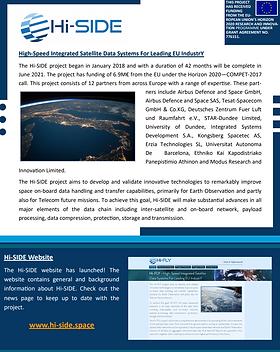 Hi-SIDE First Newsletter.PNG