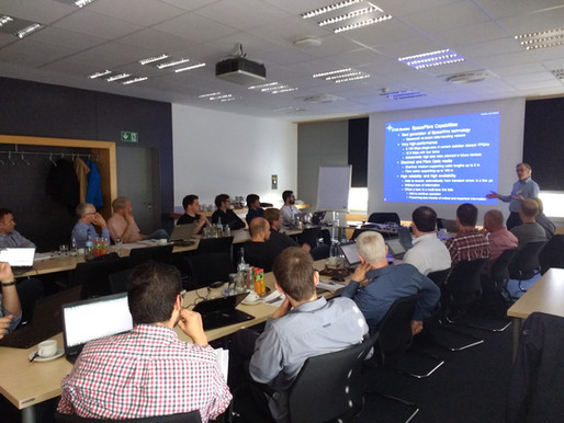 Hi-FLY SpaceFibre Training