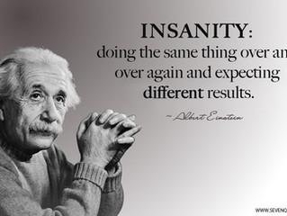 INSANITY!...Does anyone care?!