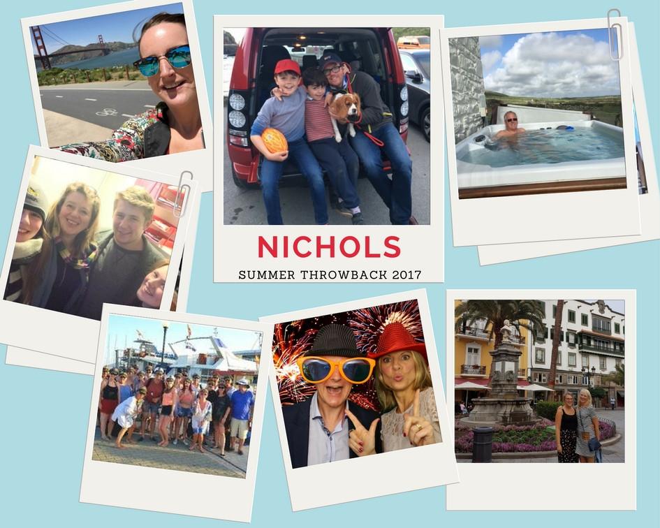 Nichols Team Pictures