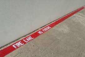 fire lane 3