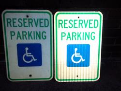Improved Signage