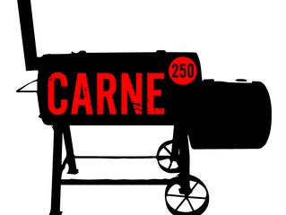 CARNE 250 BRANDING