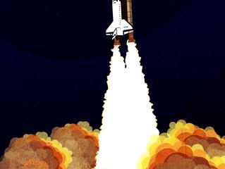 NASA-INSPIRED ILLUSTRATIONS
