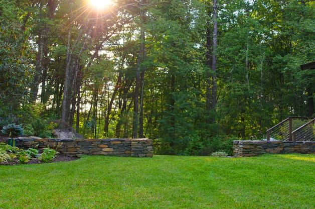 Goshen stone wall (design by Angie Verge)