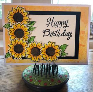 HB Sunflowers