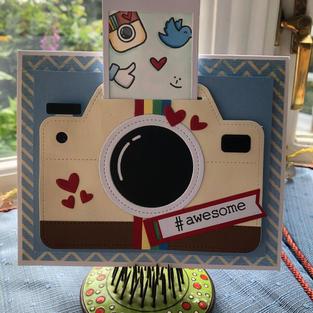 Interactive Social Media Camera Pic 1 of 2