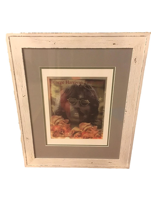 George Harrison S/N A.P. Lithograph Signed George Corig/R. Dev '05