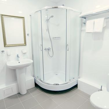 ванная комната в полулюксе