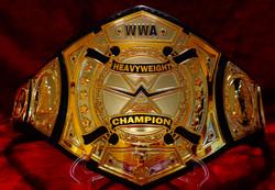 WWA CHAMPIONSHIP BELT