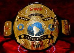 SWF CHAMPIONSHIP BELT