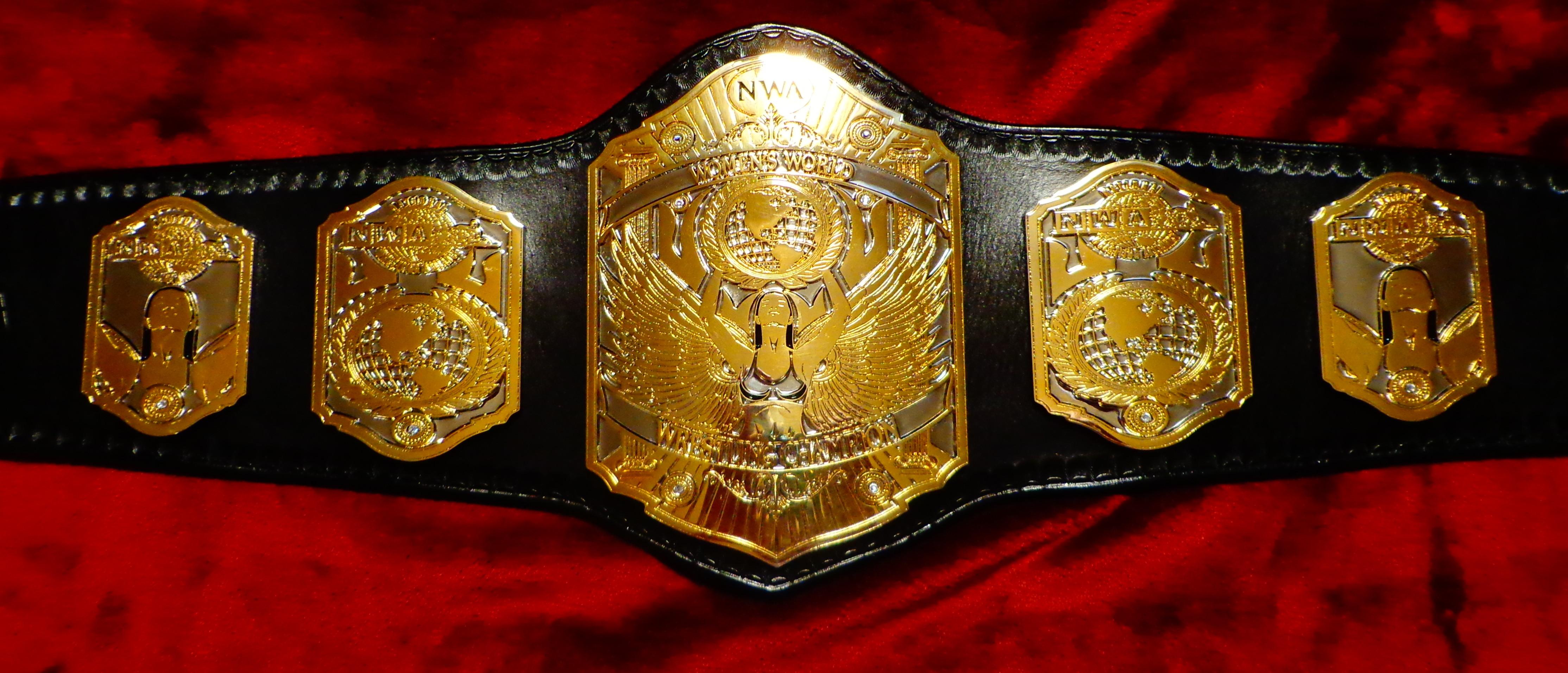NWA WOMENS WORLD CHAMPIONSHIP