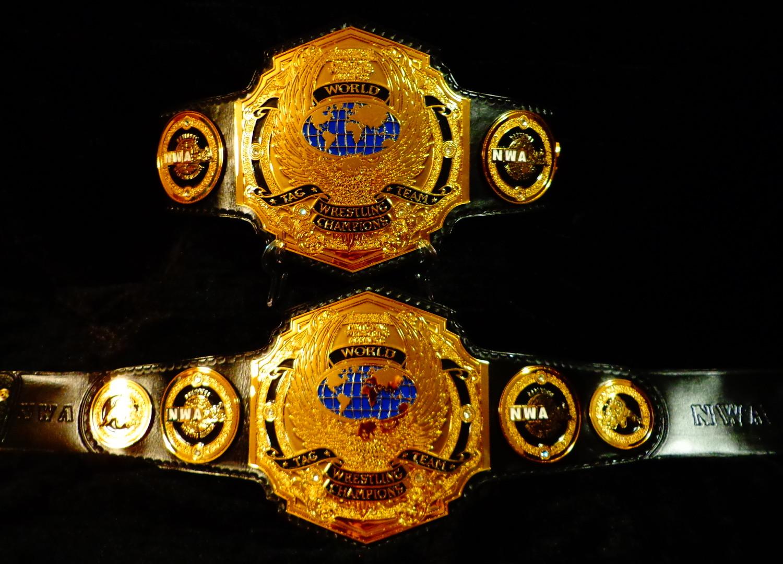 NWA WORLD TAG TEAM