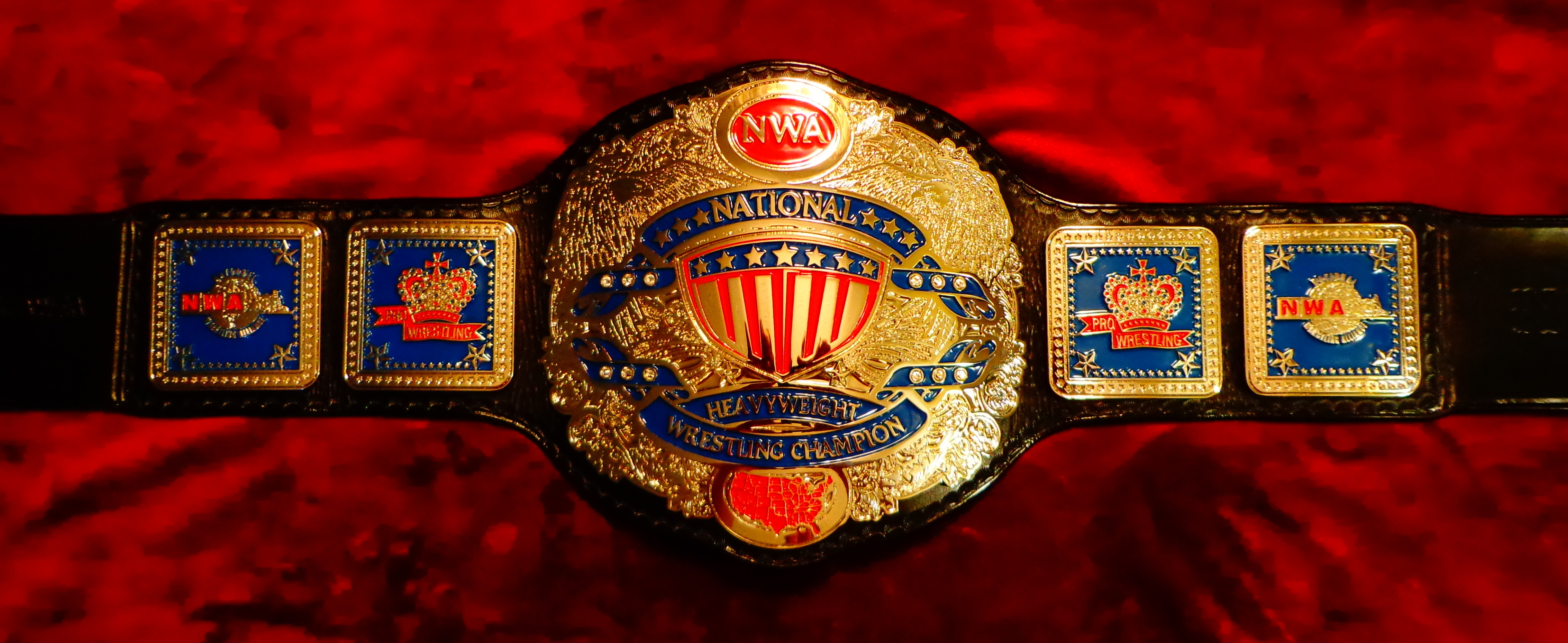 NWA NATIONAL HEAVYWEIGHT TITLE